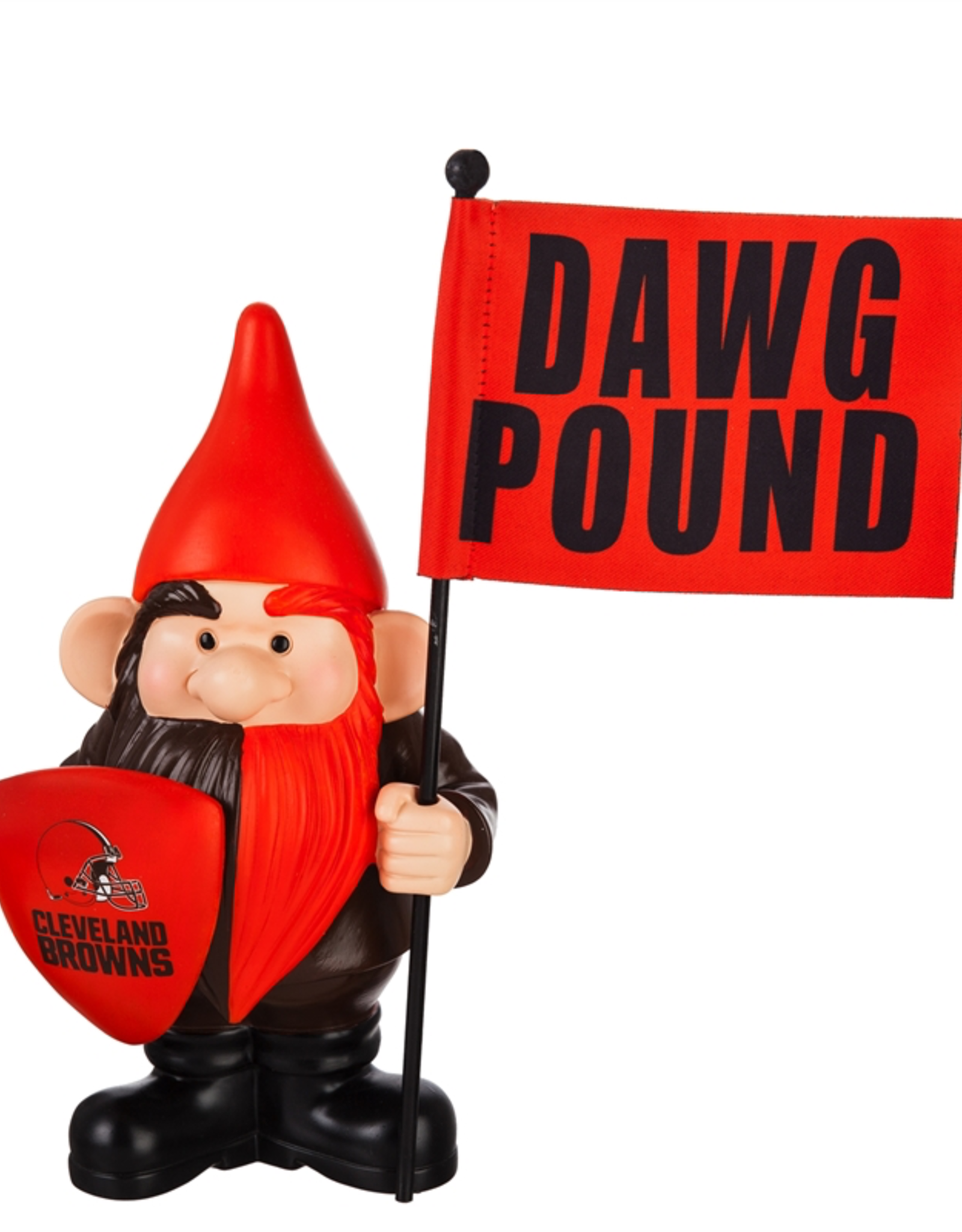 EVERGREEN Cleveland Browns Gnome