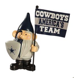 EVERGREEN Dallas Cowboys Gnome
