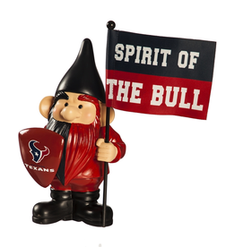EVERGREEN Houston Texans Gnome