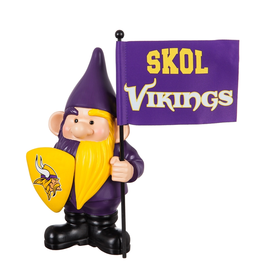 EVERGREEN Minnesota Vikings Gnome