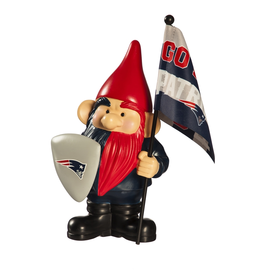 EVERGREEN New England Patriots Gnome