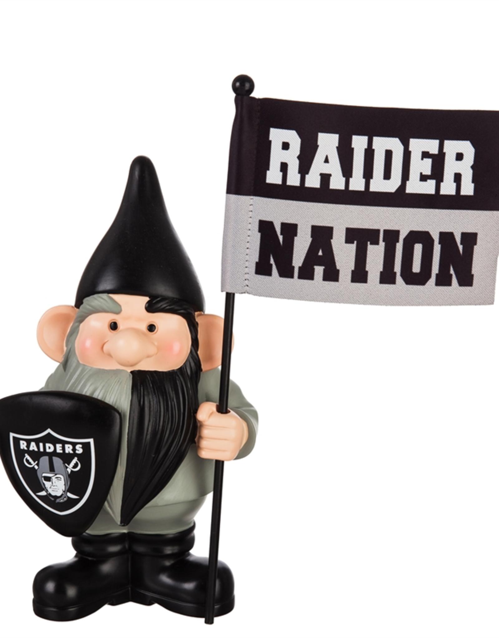 EVERGREEN Las Vegas Raiders Gnome