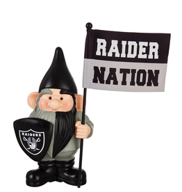 EVERGREEN Las Vegas Raiders Gnome