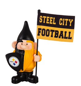 EVERGREEN Pittsburgh Steelers Gnome