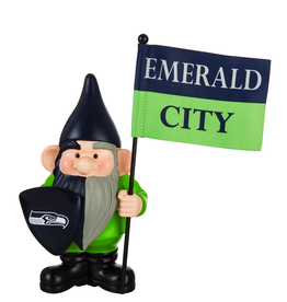 EVERGREEN Seattle Seahawks Gnome