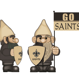 EVERGREEN New Orleans Saints Gnome