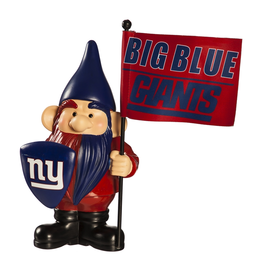 EVERGREEN New York Giants Gnome
