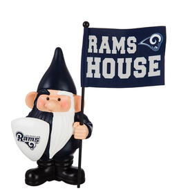 EVERGREEN Los Angeles Rams Gnome