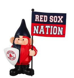 EVERGREEN Boston Red Sox Gnome