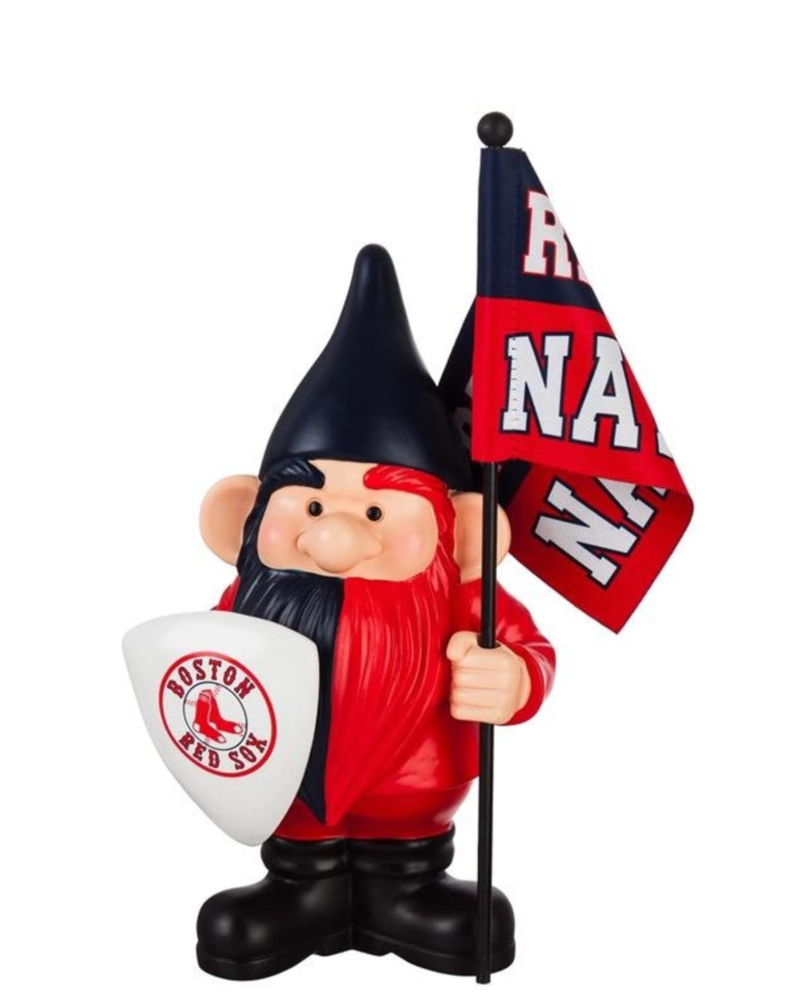 EVERGREEN Boston Red Sox Gnome