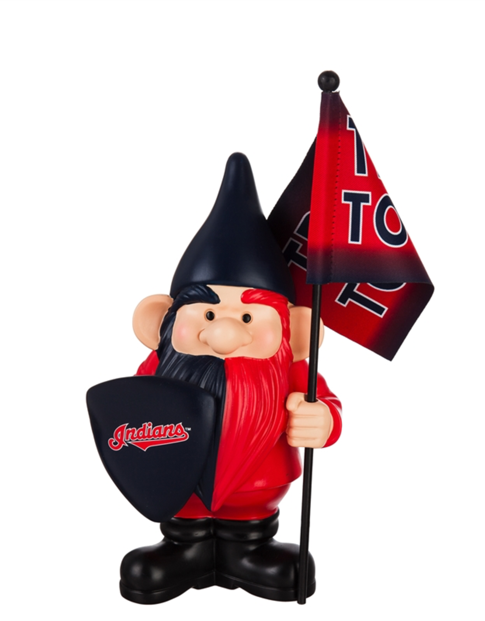 EVERGREEN Cleveland Indians Gnome