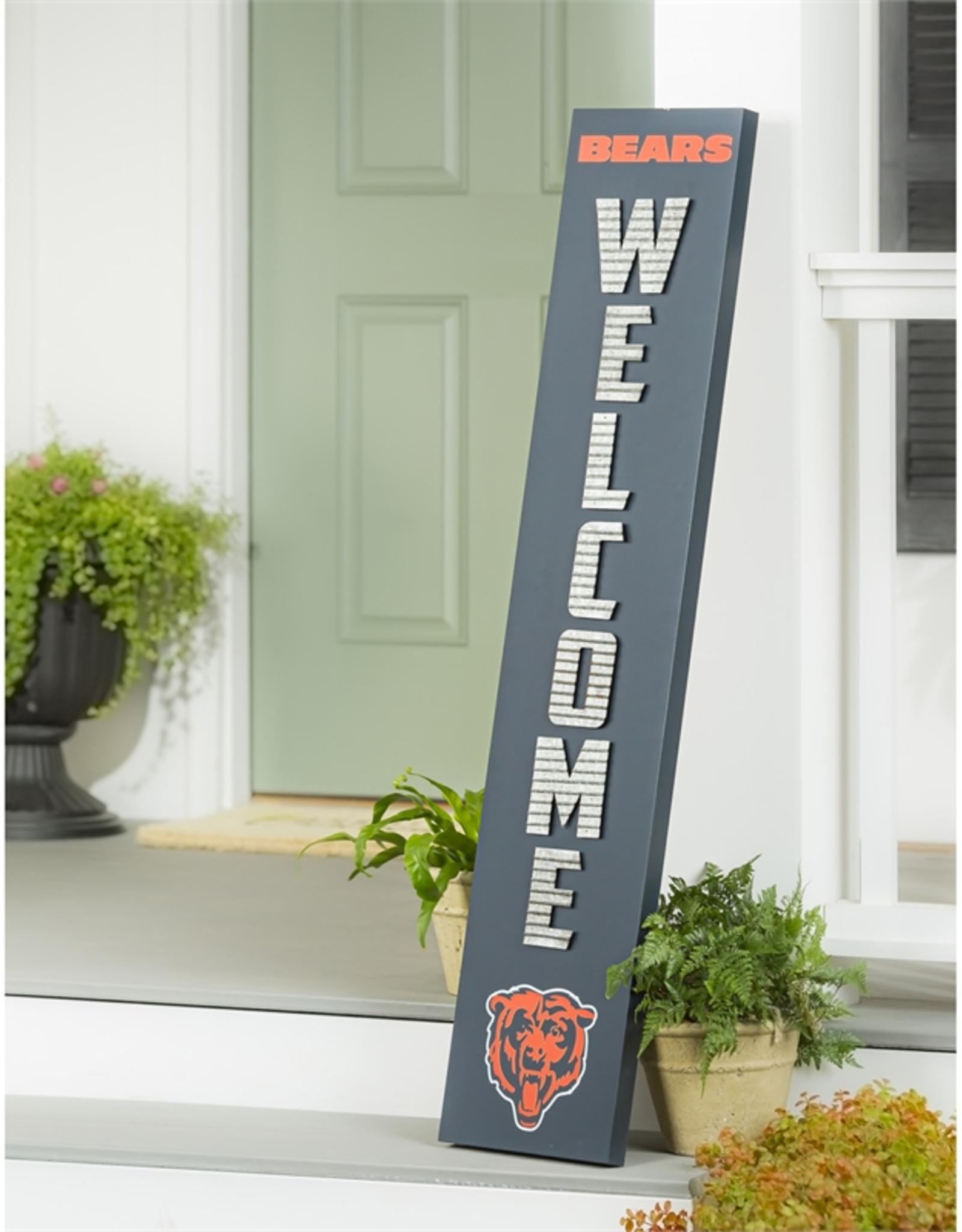 EVERGREEN Chicago Bears Porch Leaner