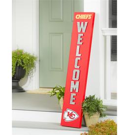 EVERGREEN Kansas City Chiefs Porch Leaner