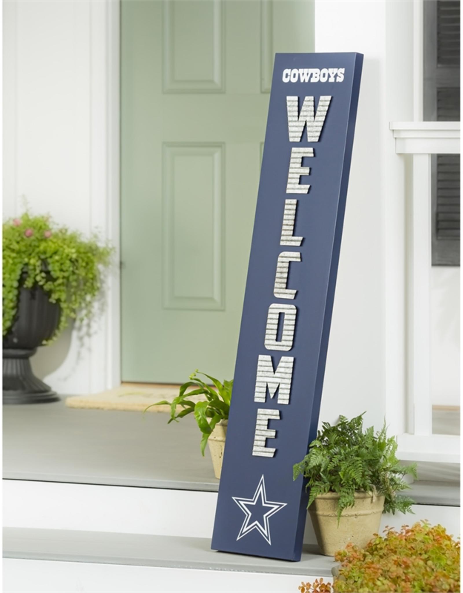 EVERGREEN Dallas Cowboys Porch Leaner