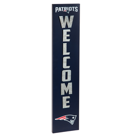 EVERGREEN New England Patriots Porch Leaner