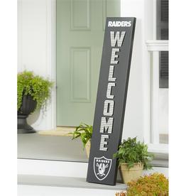 EVERGREEN Las Vegas Raiders Porch Leaner