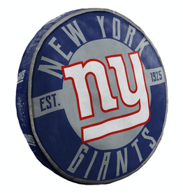"New York Giants 15"" Cloud Pillow"