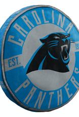 """Carolina Panthers 15"""" Cloud Pillow"""