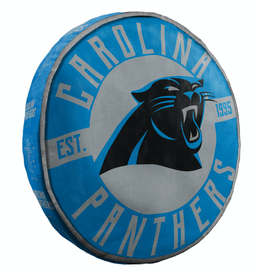 "Carolina Panthers 15"" Cloud Pillow"