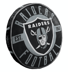 "Las Vegas Raiders 15"" Cloud Pillow"