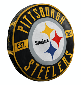 "Pittsburgh Steelers 15"" Cloud Pillow"