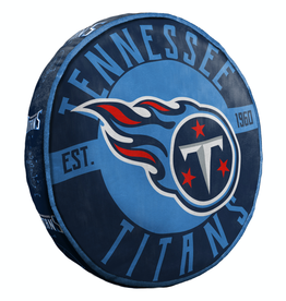 "Tennessee Titans 15"" Cloud Pillow"