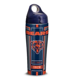 TERVIS Chicago Bears 24oz Tervis Blitz Stainless Sport Bottle