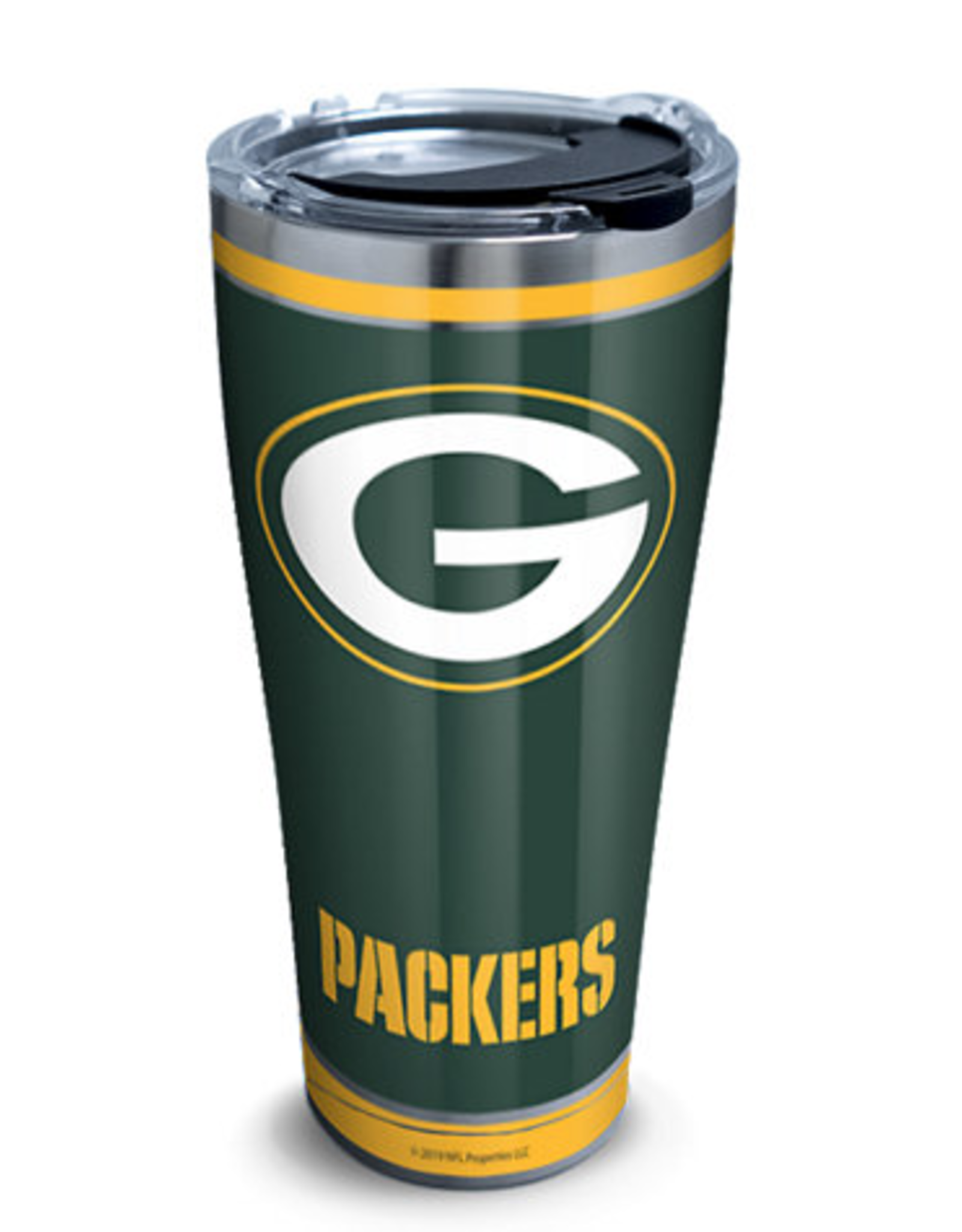TERVIS Green Bay Packers 30oz Tervis Touchdown Stainless Tumbler