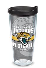 TERVIS Jacksonville Jaguars 24oz Gridiron Tervis Tumbler