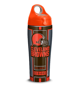 TERVIS Cleveland Browns 24oz Tervis Blitz Stainless Sport Bottle