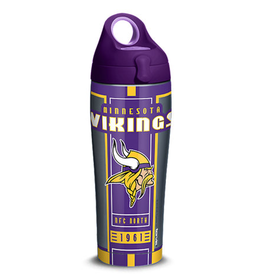 TERVIS Minnesota Vikings 24oz Tervis Blitz Stainless Sport Bottle