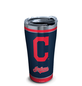 TERVIS Cleveland Indians 20oz Tervis Home Run Stainless Tumbler