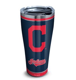 TERVIS Cleveland Indians 30oz Tervis Stainless Home Run Tumbler