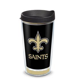 TERVIS New Orleans Saints 16oz Tervis Touchdown Wrap Tumbler