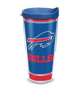 TERVIS Buffalo Bills 24oz Tervis Touchdown Wrap Tumbler
