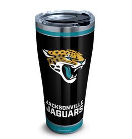 TERVIS Jacksonville Jaguars 30oz Tervis Touchdown Stainless Tumbler