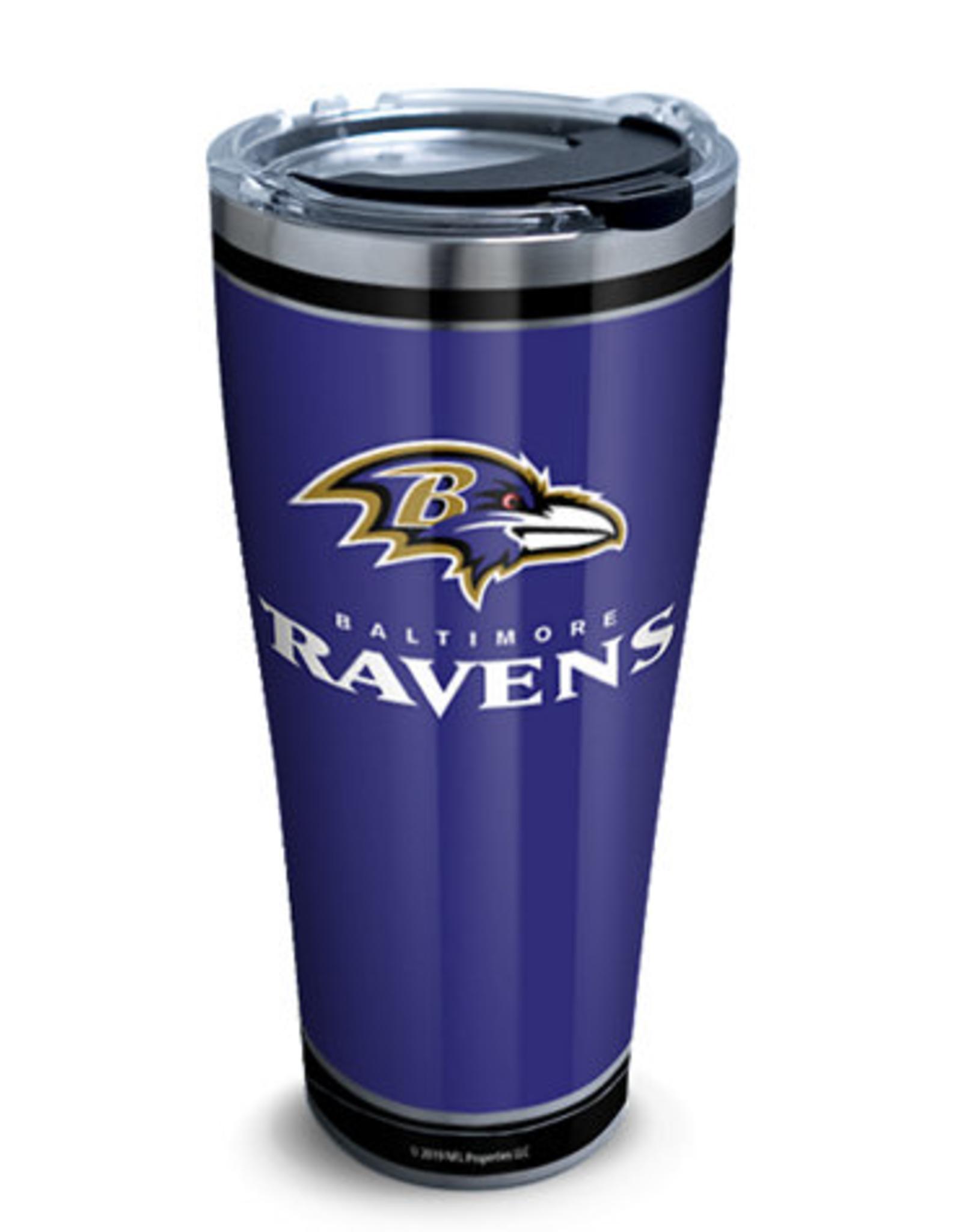 TERVIS Baltimore Ravens 30oz Tervis Touchdown Stainless Tumbler