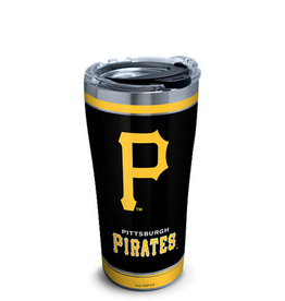 TERVIS Pittsburgh Pirates 20oz Tervis Home Run Stainless Tumbler