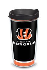TERVIS Cincinnati Bengals 16oz Tervis Touchdown Wrap Tumbler