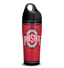 TERVIS Ohio State Buckeyes 24oz Tervis Campus Stainless Sport Bottle