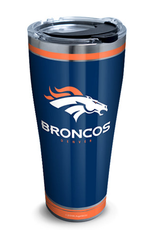 TERVIS Denver Broncos 30oz Tervis Touchdown Stainless Tumbler