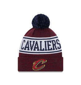 NEW ERA Cleveland Cavaliers New Era KnitBanner Knit Hat