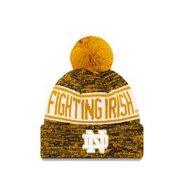 NEW ERA Notre Dame Fighting Irish New Era KnitBanner Knit Hat