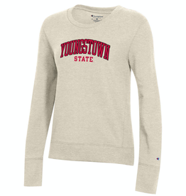 CHAMPION Youngstown State Penguins Women's Champion University Fleece Crew