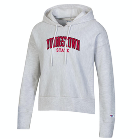 CHAMPION Youngstown State Penguins Women's Champion Reverse Weave Cropped Hoodie