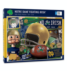 YOU THE FAN Notre Dame Fighting Irish 500 Piece Puzzle