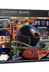 YOU THE FAN Chicago Bears 500 Piece Puzzle