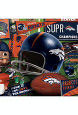 YOU THE FAN Denver Broncos 500 Piece Puzzle