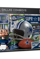 YOU THE FAN Dallas Cowboys 500 Piece Puzzle