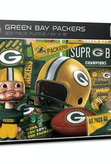 YOU THE FAN Green Bay Packers 500 Piece Puzzle